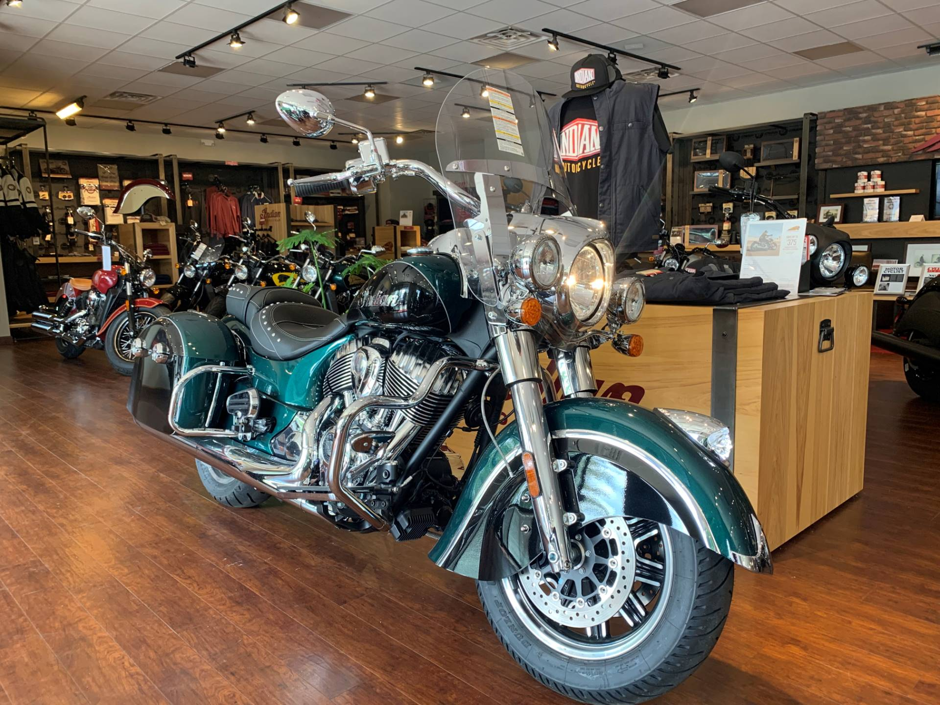 2019 Indian Springfield® ABS in Fredericksburg, Virginia - Photo 3