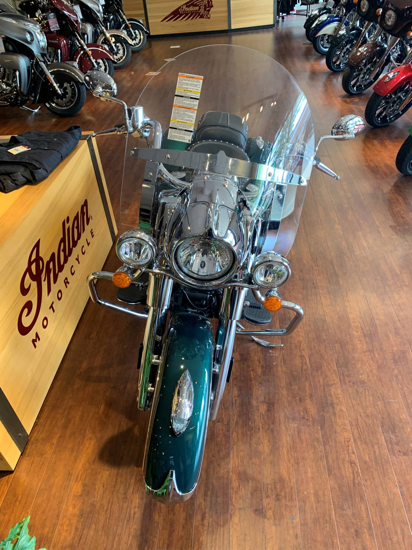 2019 Indian Springfield® ABS in Fredericksburg, Virginia - Photo 5