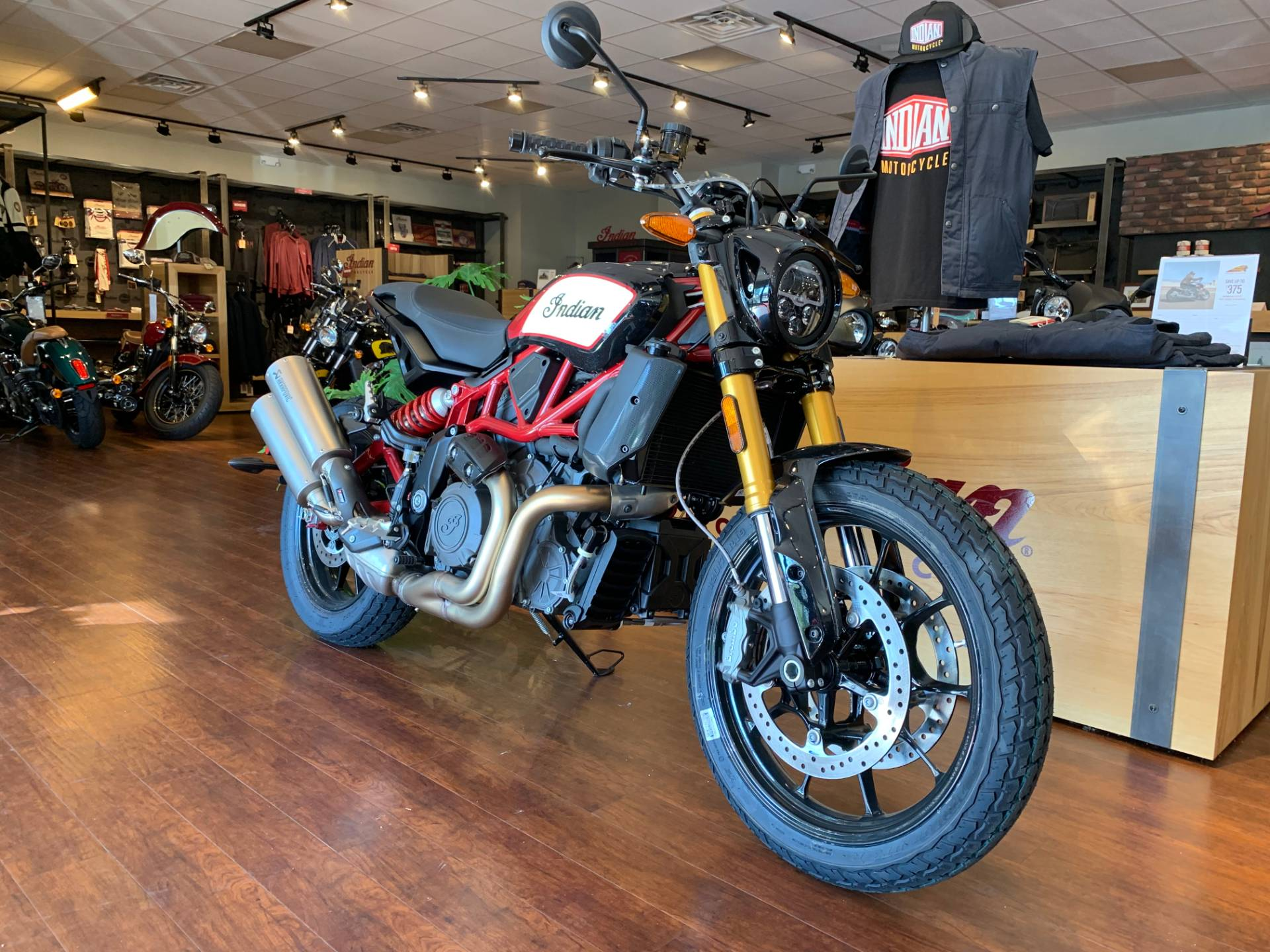 2019 Indian FTR™ 1200 S in Fredericksburg, Virginia - Photo 6