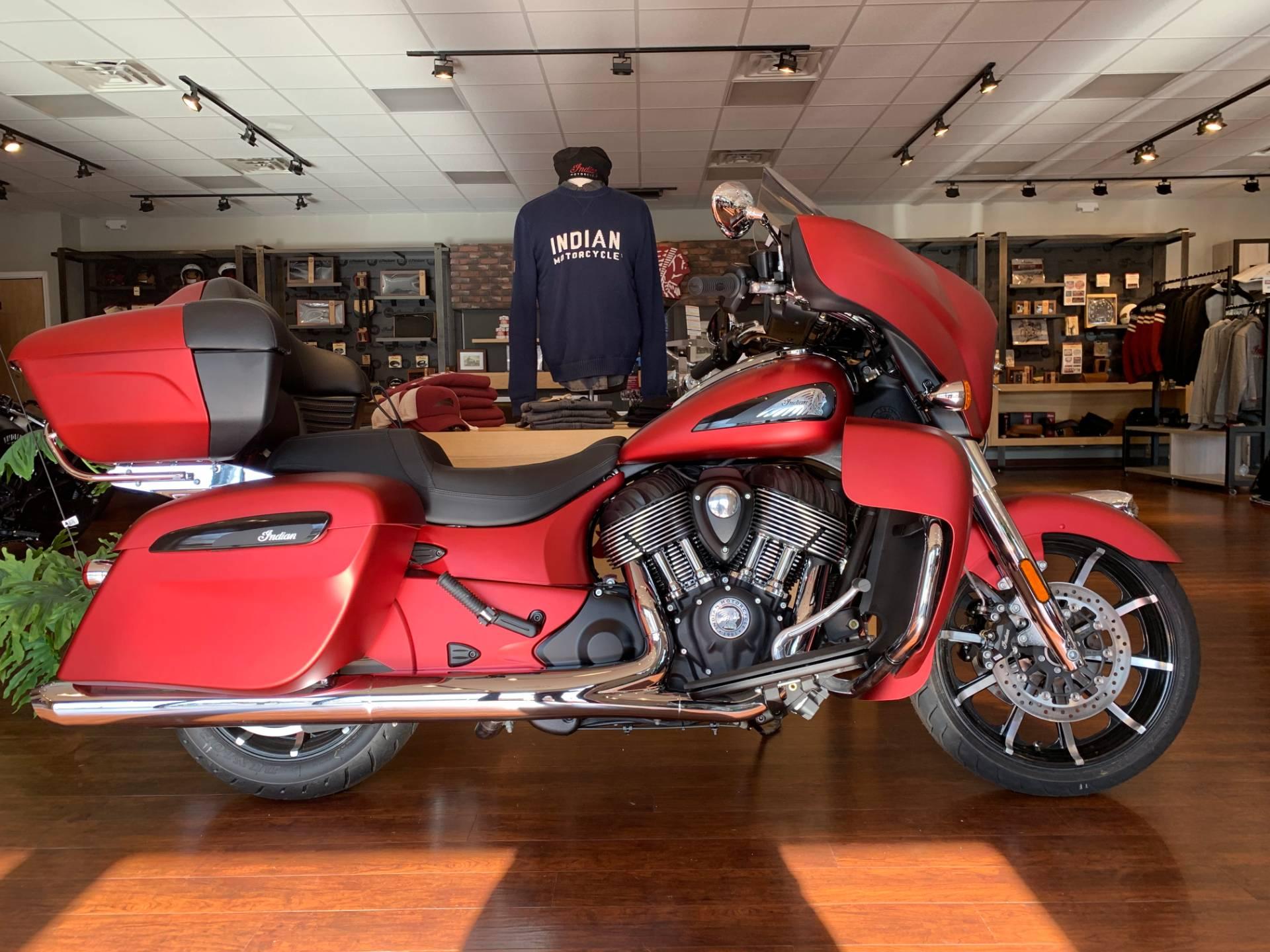 2020 Indian Roadmaster® Dark Horse® in Fredericksburg, Virginia - Photo 1