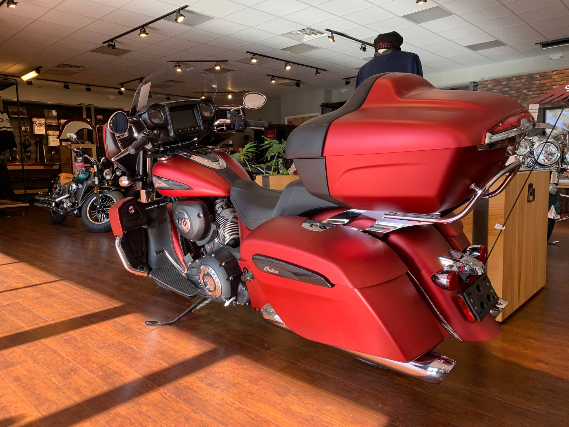 2020 Indian Roadmaster® Dark Horse® in Fredericksburg, Virginia - Photo 6