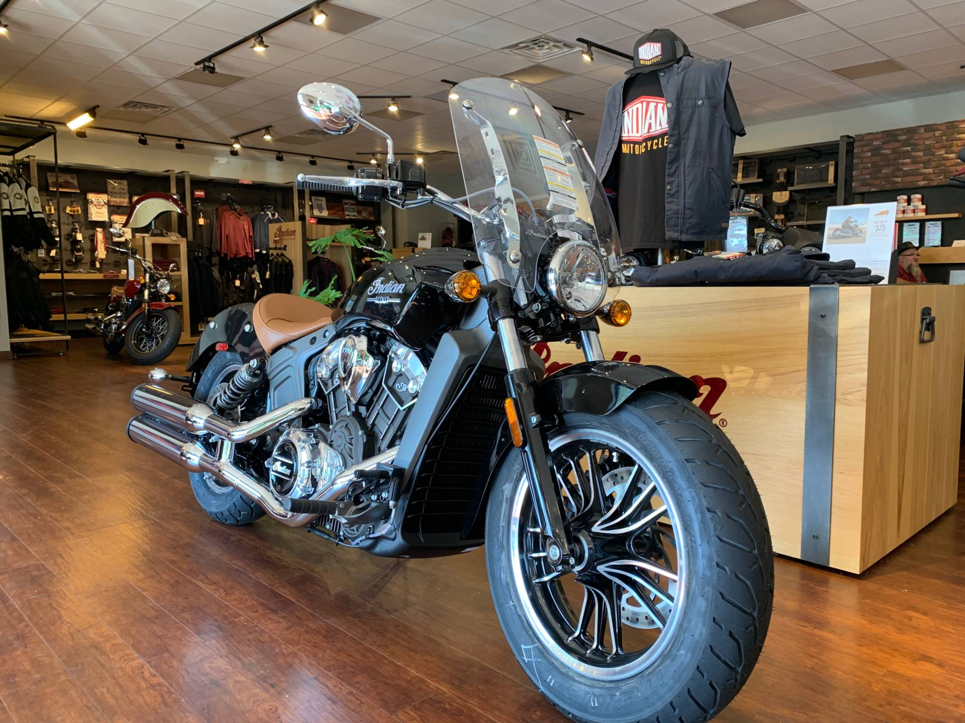 2019 Indian Scout® in Fredericksburg, Virginia - Photo 3