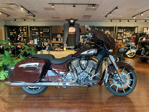 2019 Indian Chieftain® Limited ABS in Fredericksburg, Virginia - Photo 1
