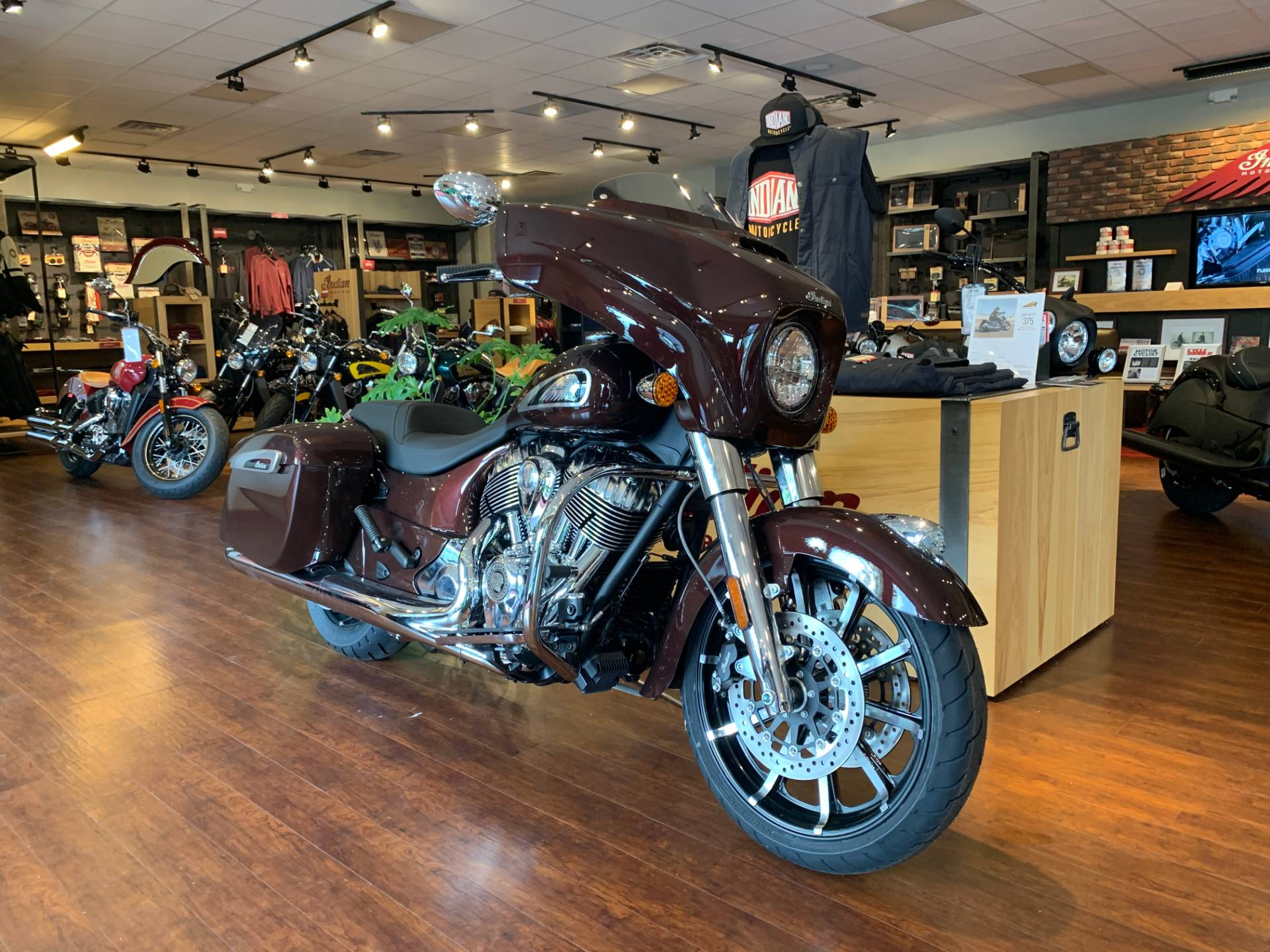 2019 Indian Chieftain® Limited ABS in Fredericksburg, Virginia - Photo 3