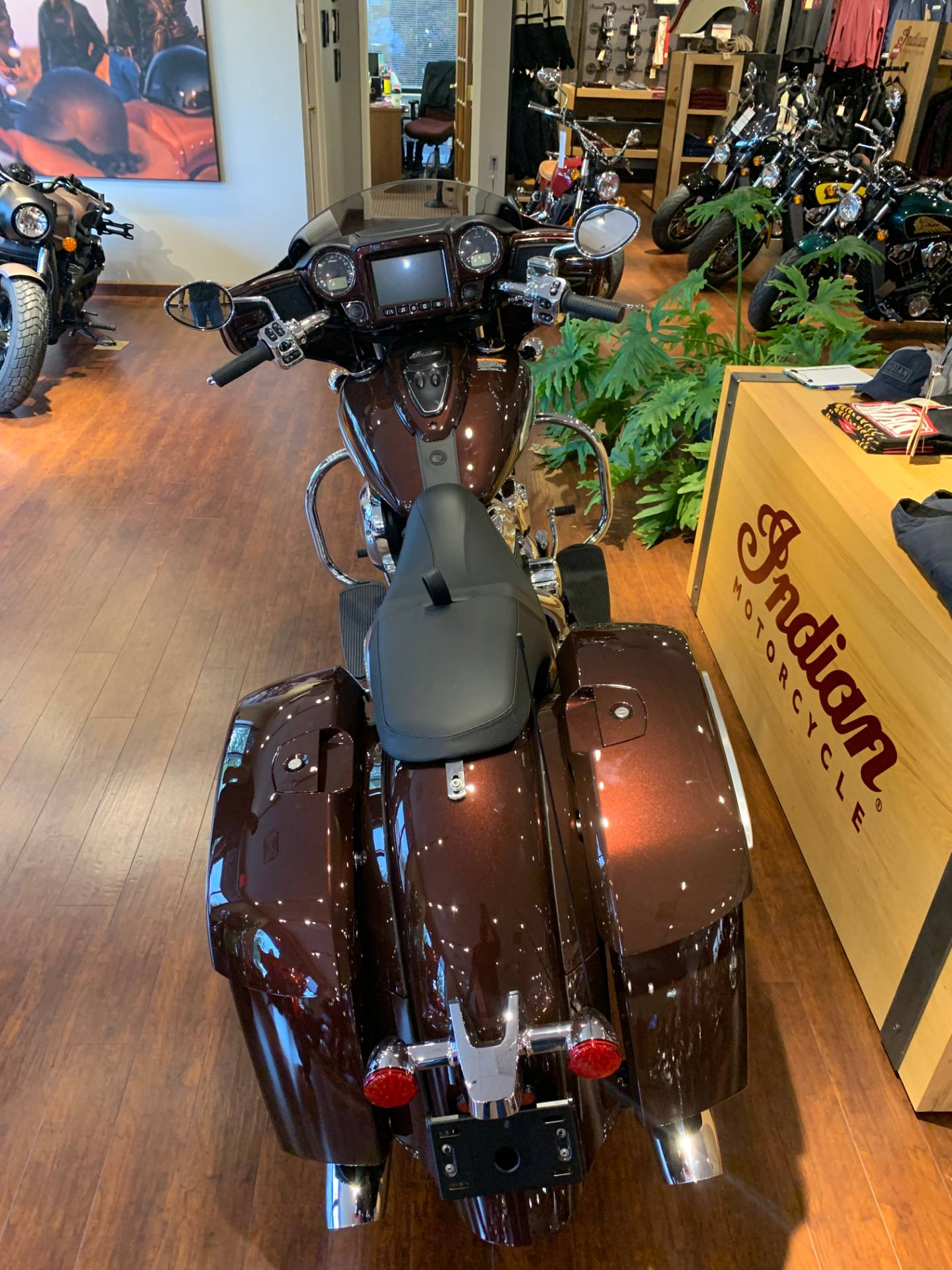 2019 Indian Chieftain® Limited ABS in Fredericksburg, Virginia - Photo 6
