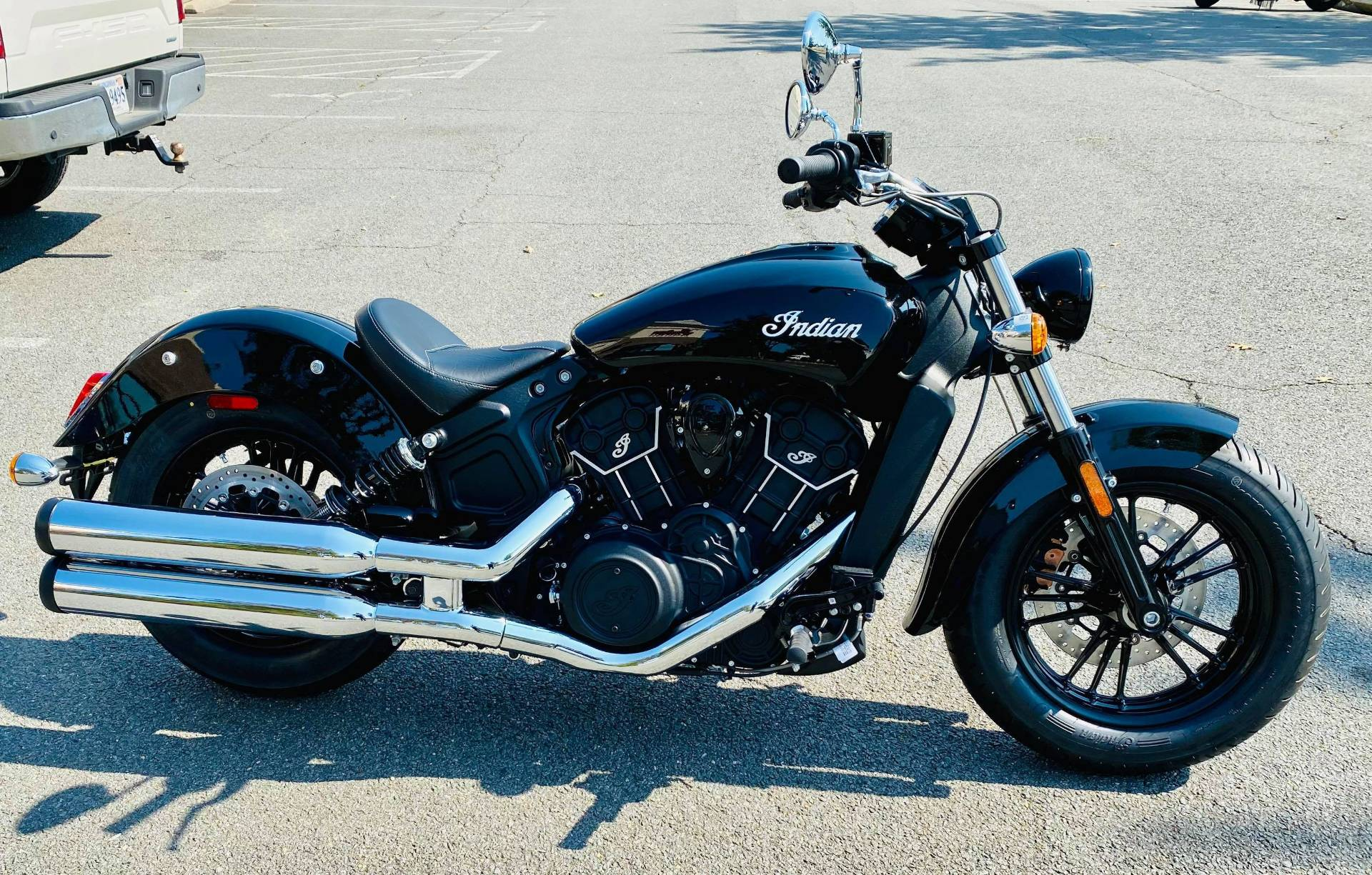 2021 Indian Scout® Sixty ABS in Fredericksburg, Virginia - Photo 1