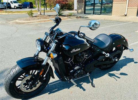 2021 Indian Scout® Sixty ABS in Fredericksburg, Virginia - Photo 2