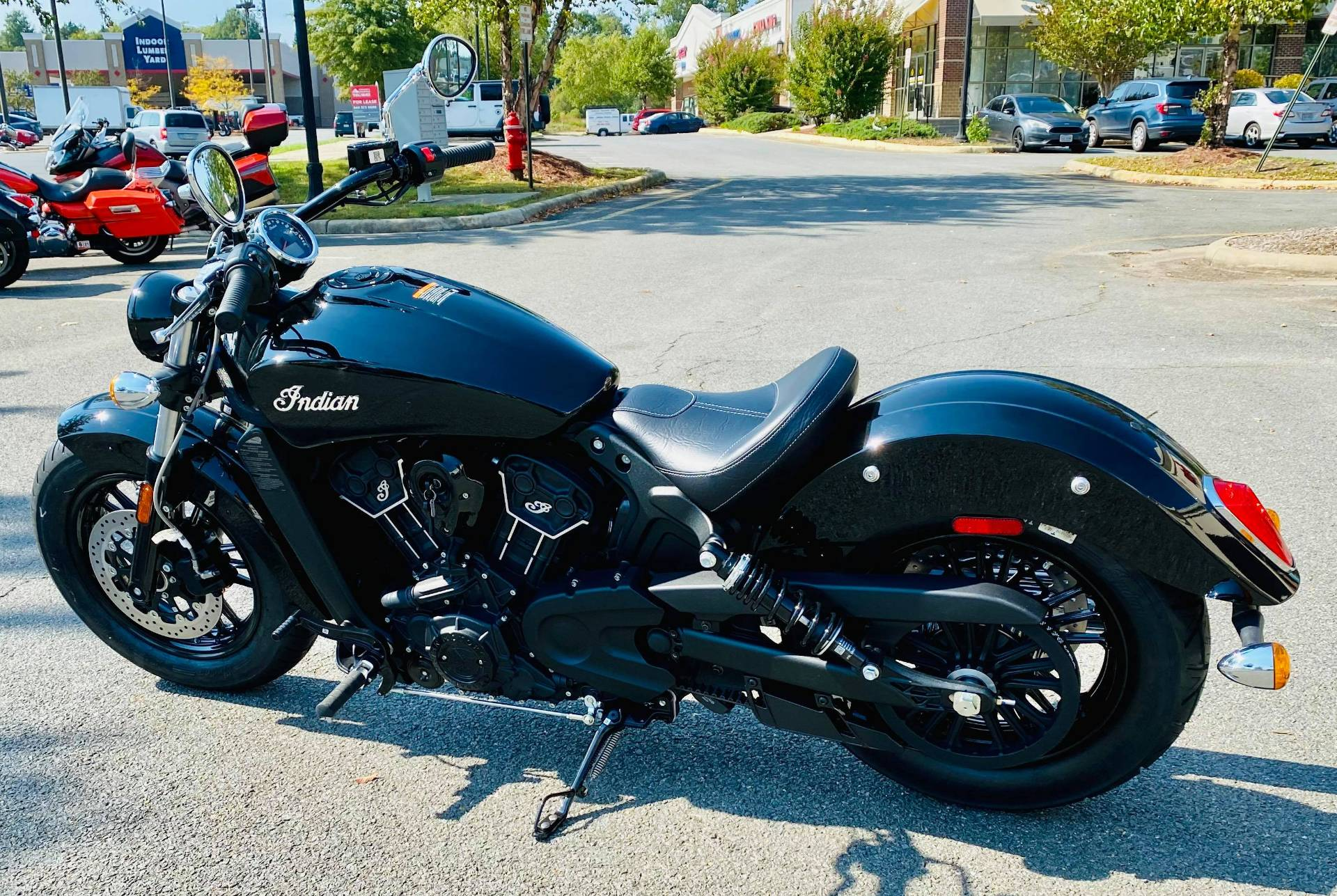 2021 Indian Scout® Sixty ABS in Fredericksburg, Virginia - Photo 8