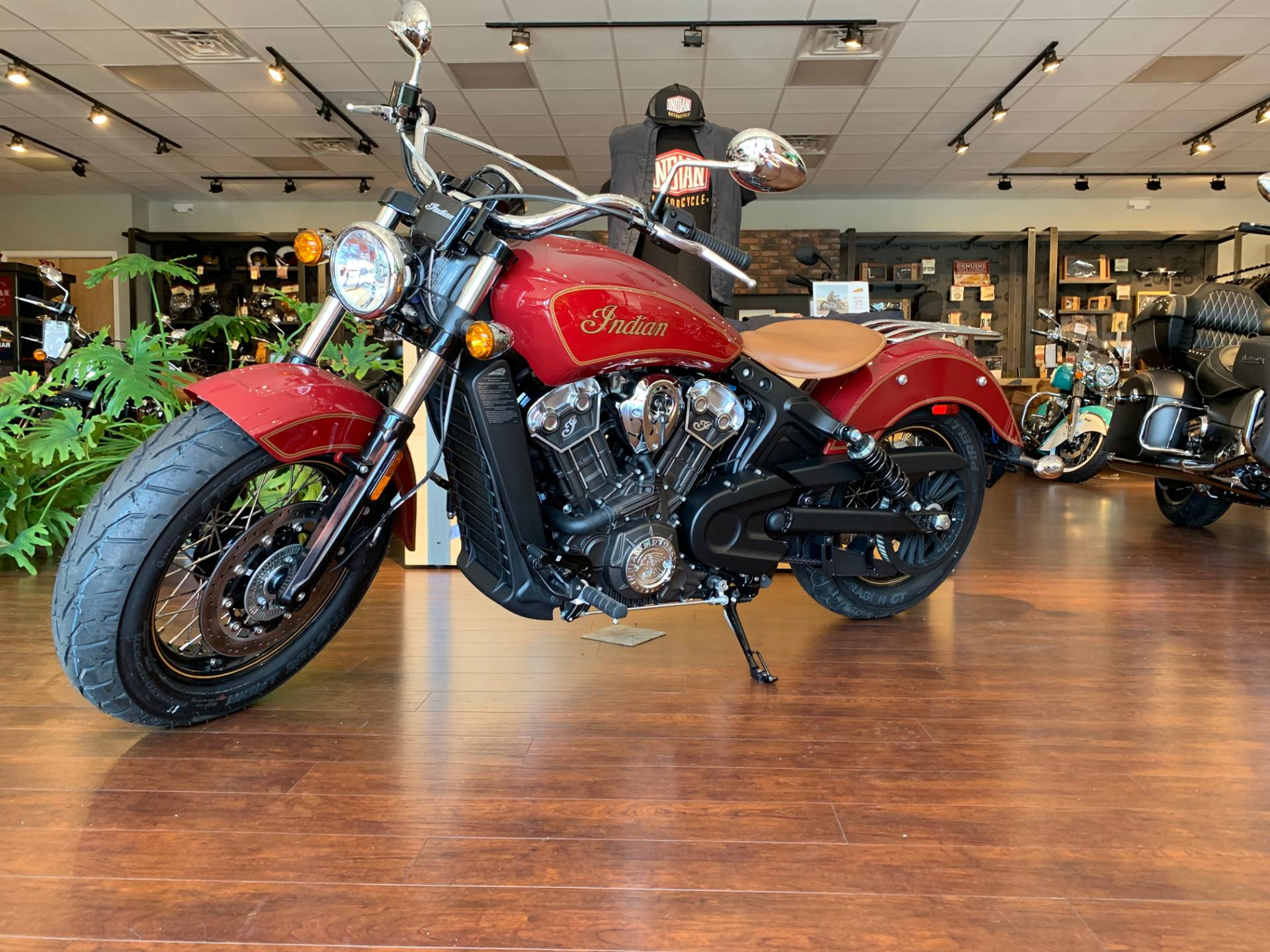 2020 Indian Scout® 100th Anniversary in Fredericksburg, Virginia - Photo 3