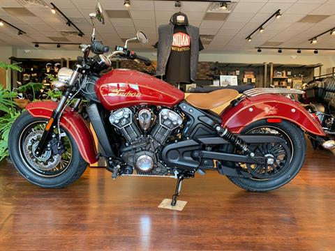2020 Indian Scout® 100th Anniversary in Fredericksburg, Virginia - Photo 4