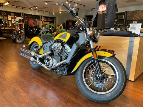 2019 Indian Scout® ABS Icon Series in Fredericksburg, Virginia - Photo 2