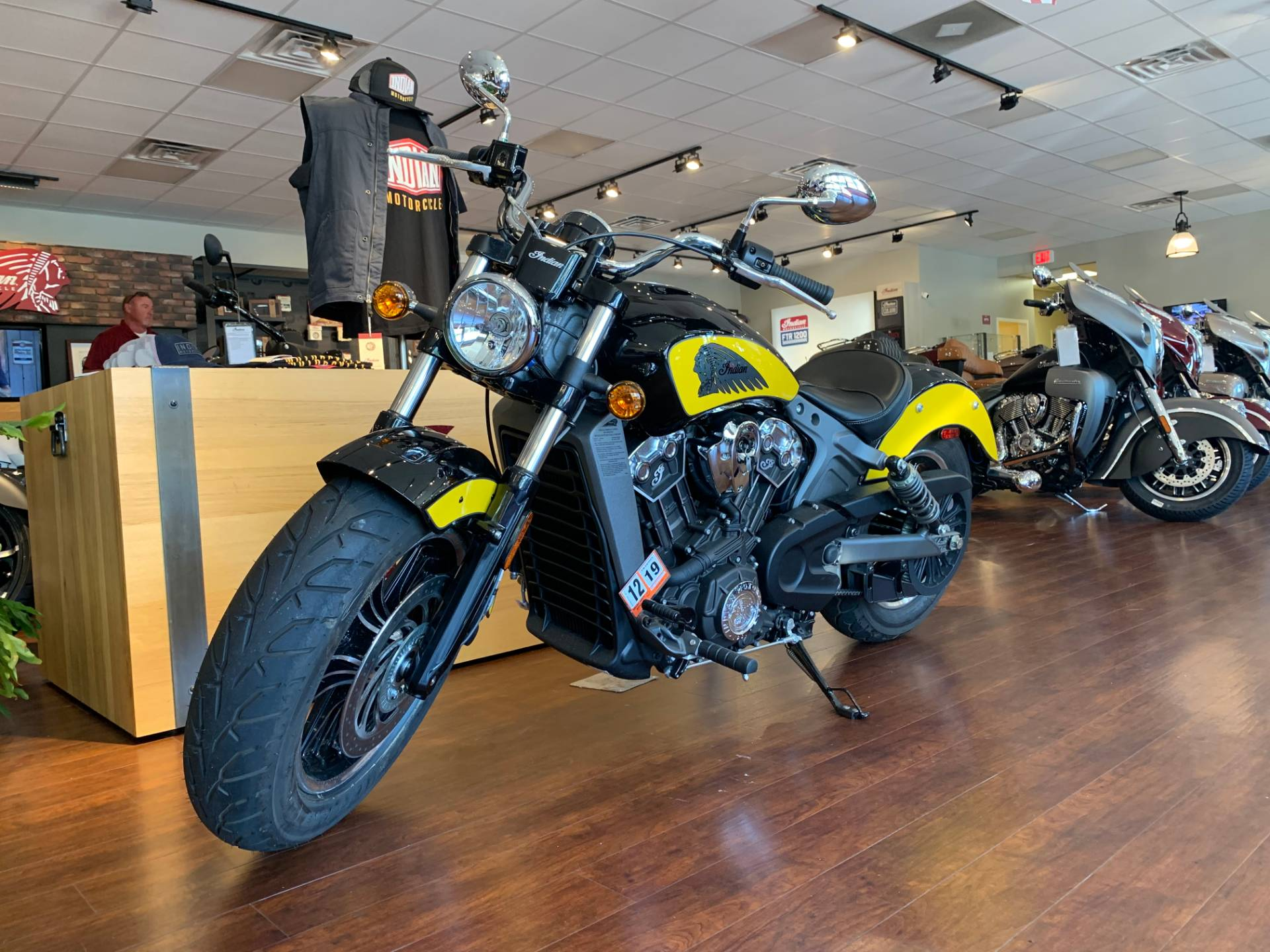 2019 Indian Scout® ABS Icon Series in Fredericksburg, Virginia - Photo 3