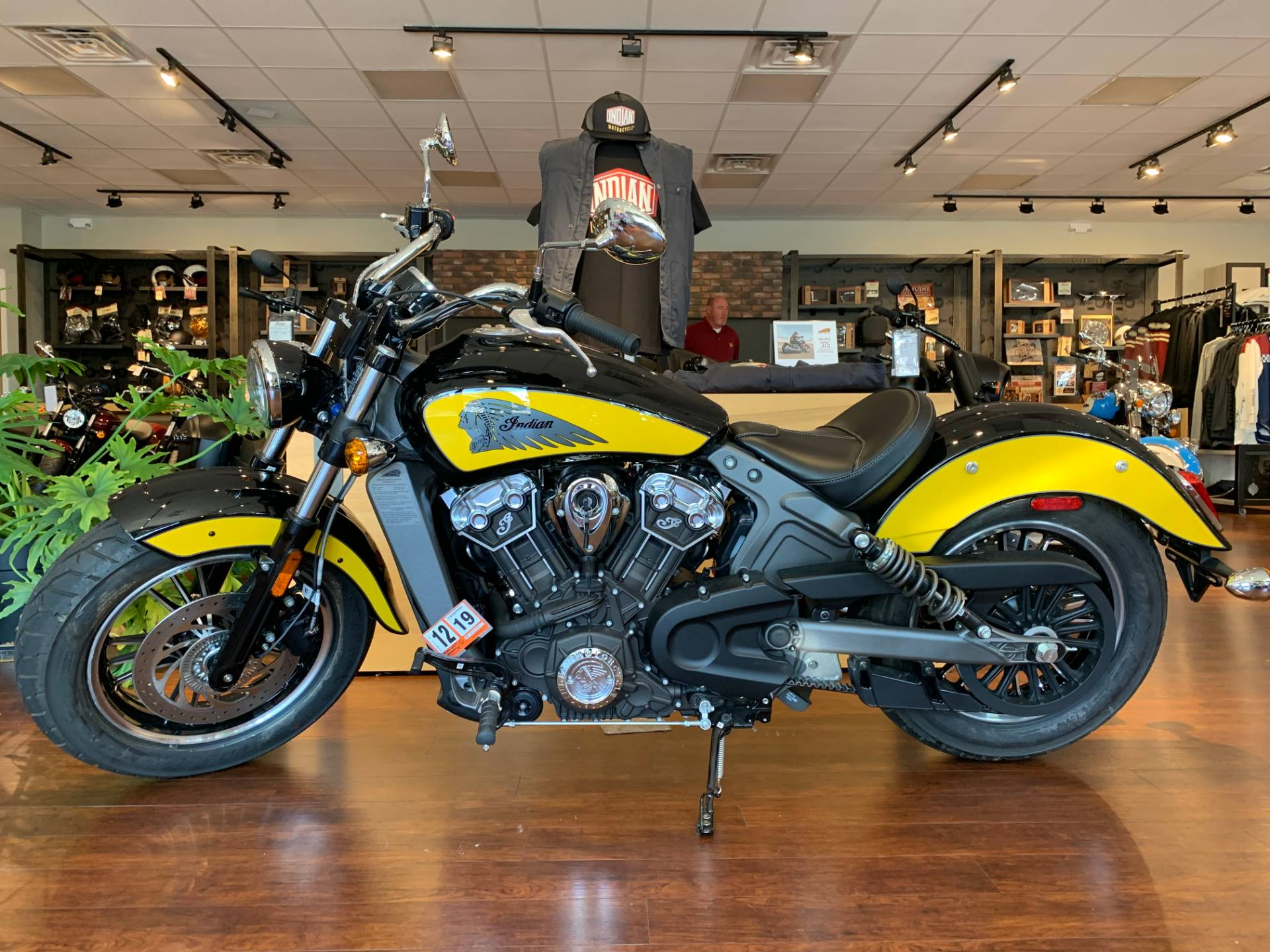 2019 Indian Scout® ABS Icon Series in Fredericksburg, Virginia - Photo 4