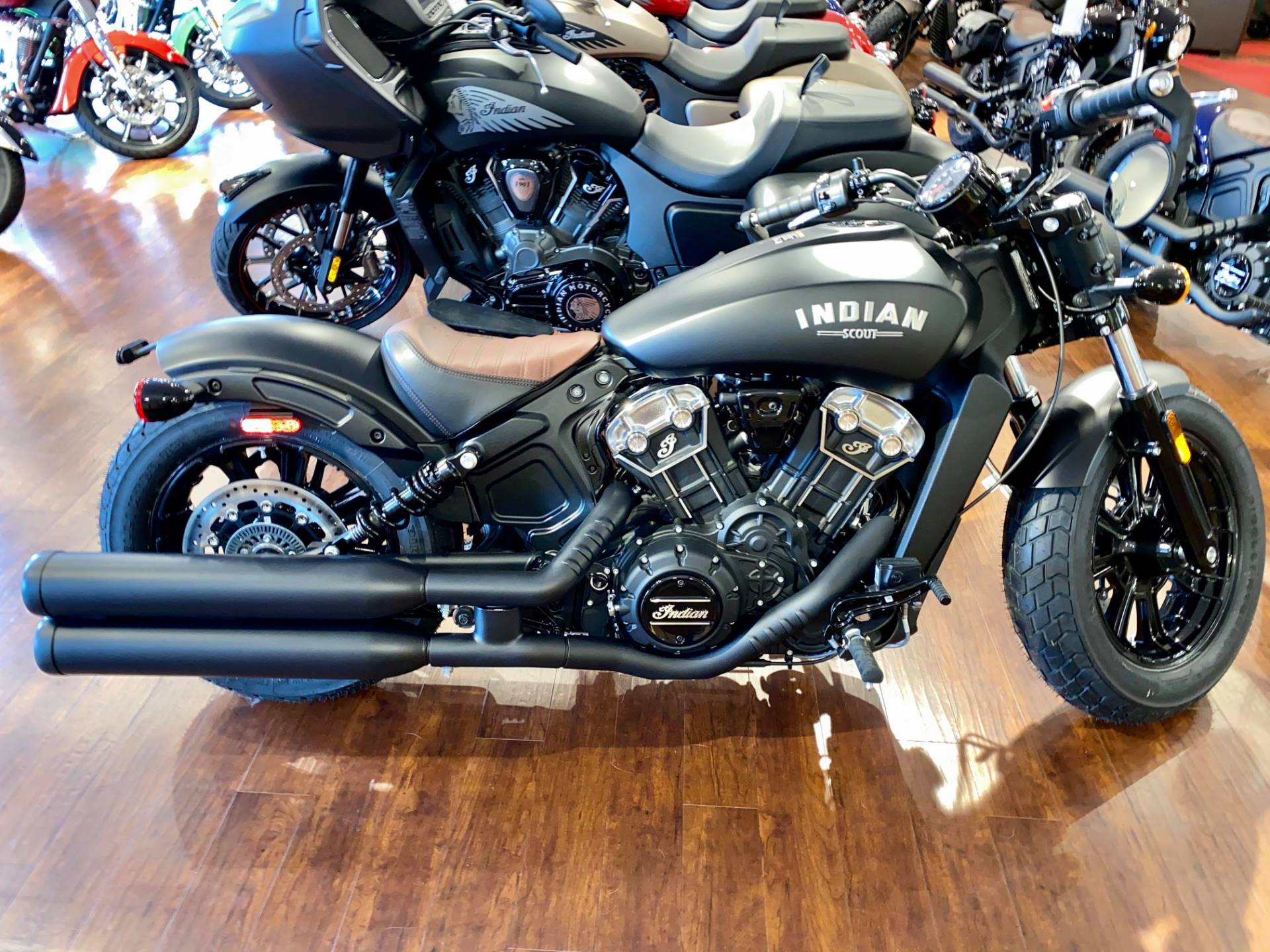 2020 Indian Scout® Bobber ABS in Fredericksburg, Virginia - Photo 1