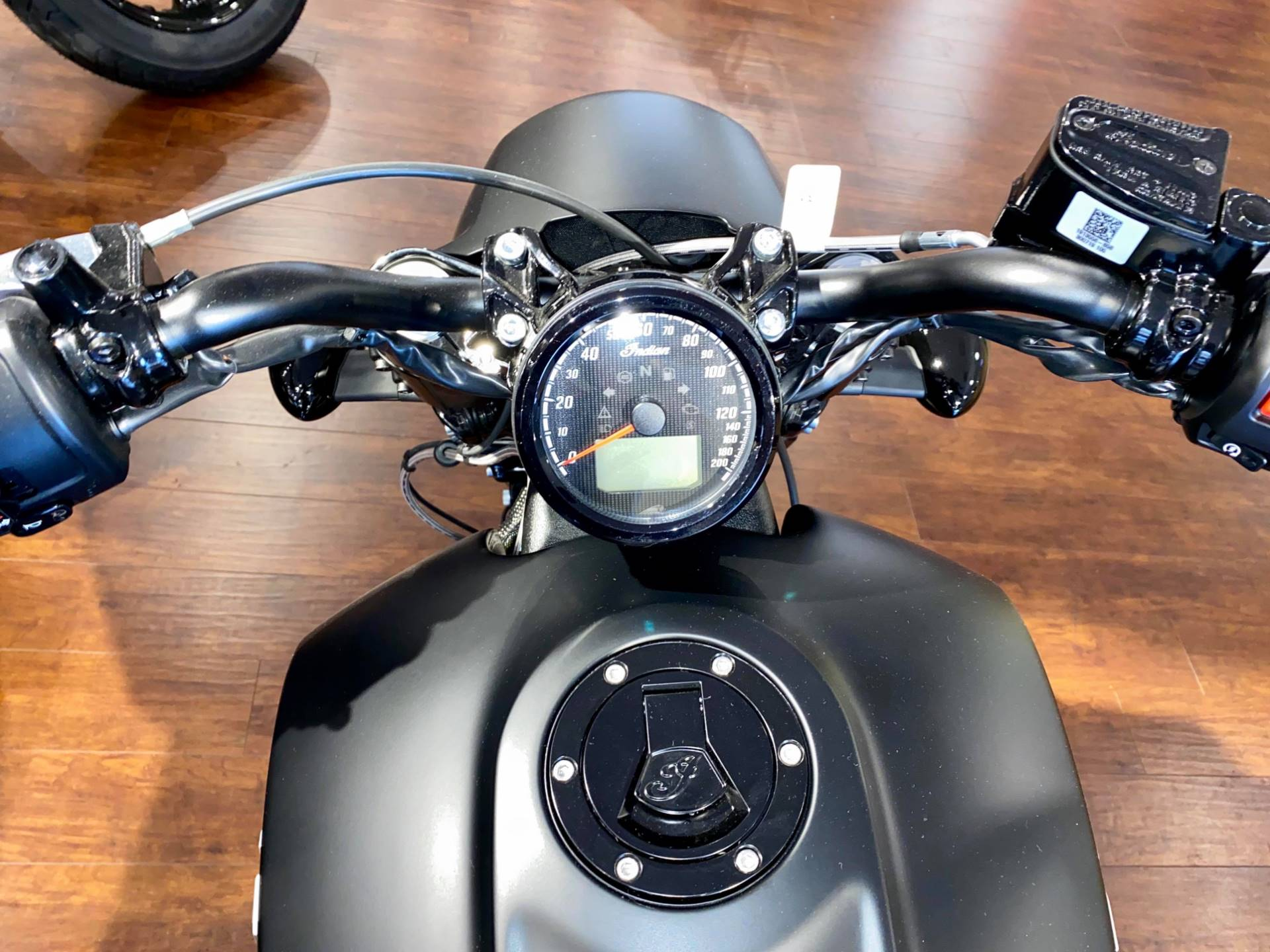 2020 Indian Scout® Bobber ABS in Fredericksburg, Virginia - Photo 2