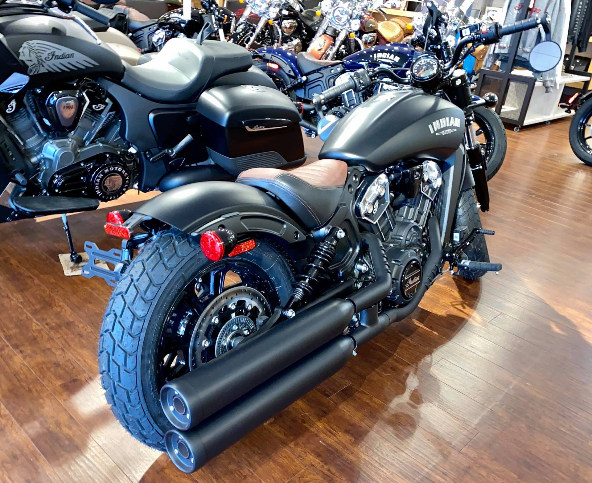 2020 Indian Scout® Bobber ABS in Fredericksburg, Virginia - Photo 3