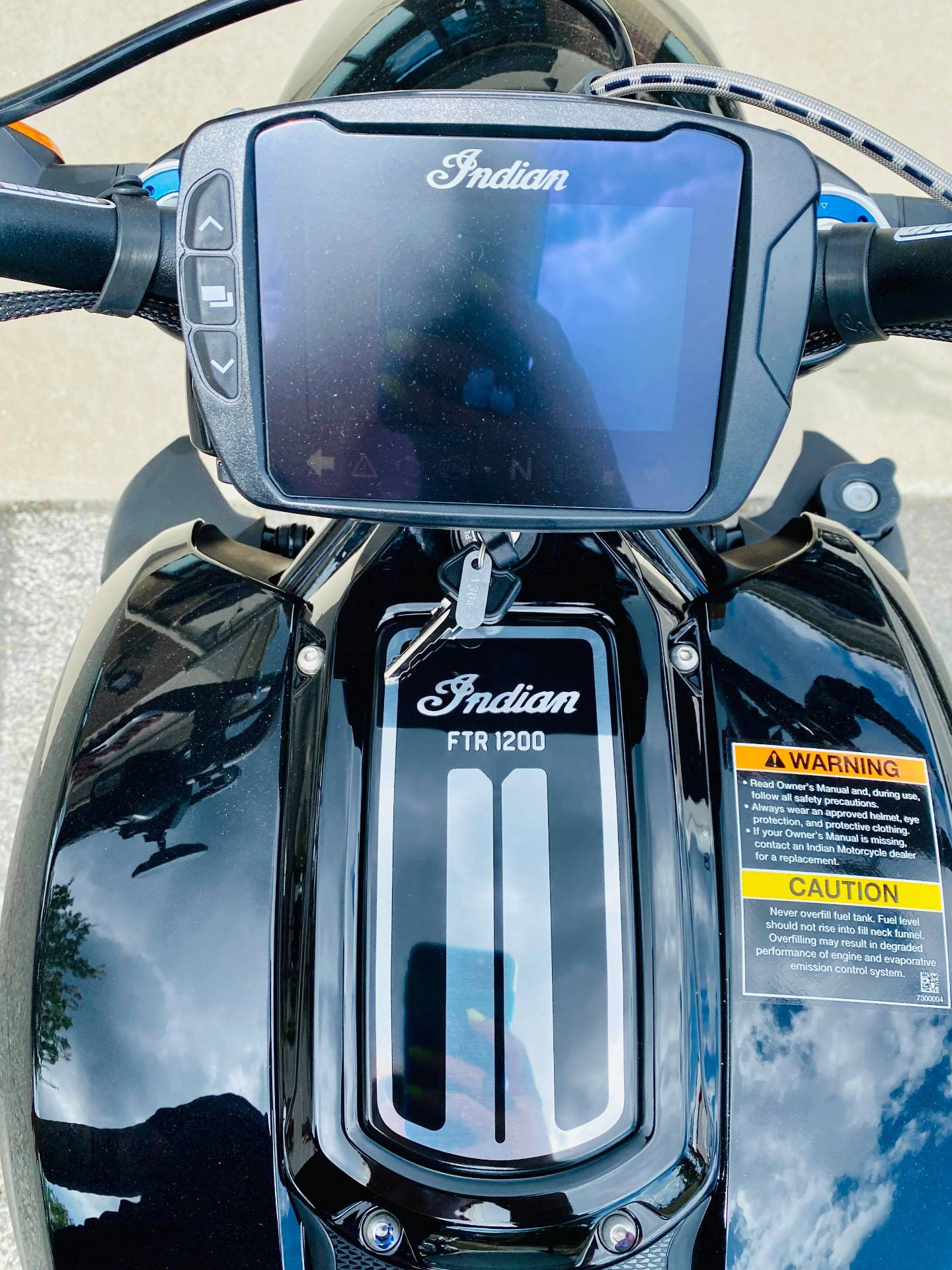 2019 Indian FTR™ 1200 S in Fredericksburg, Virginia - Photo 2