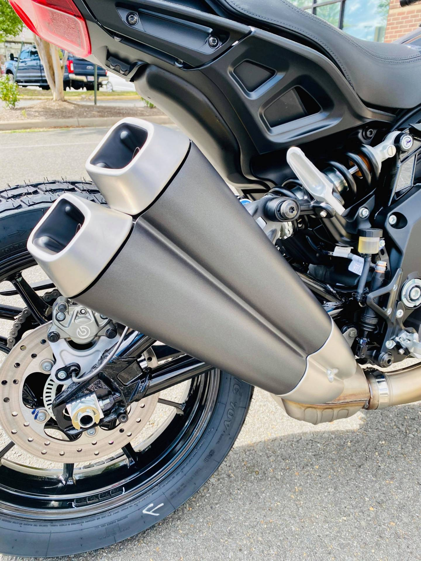 2019 Indian FTR™ 1200 S in Fredericksburg, Virginia - Photo 8
