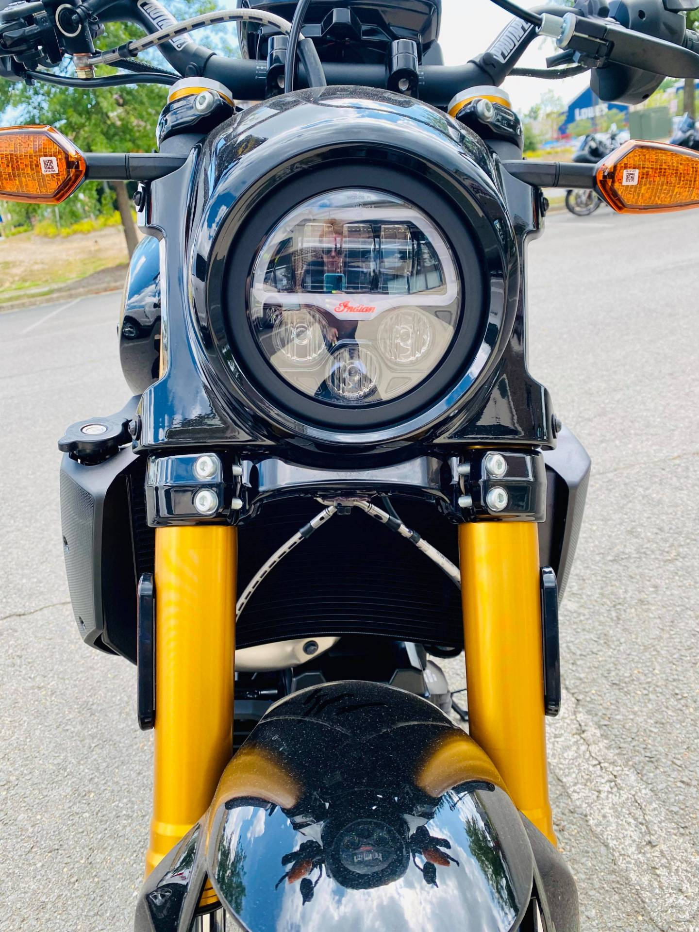 2019 Indian FTR™ 1200 S in Fredericksburg, Virginia - Photo 10