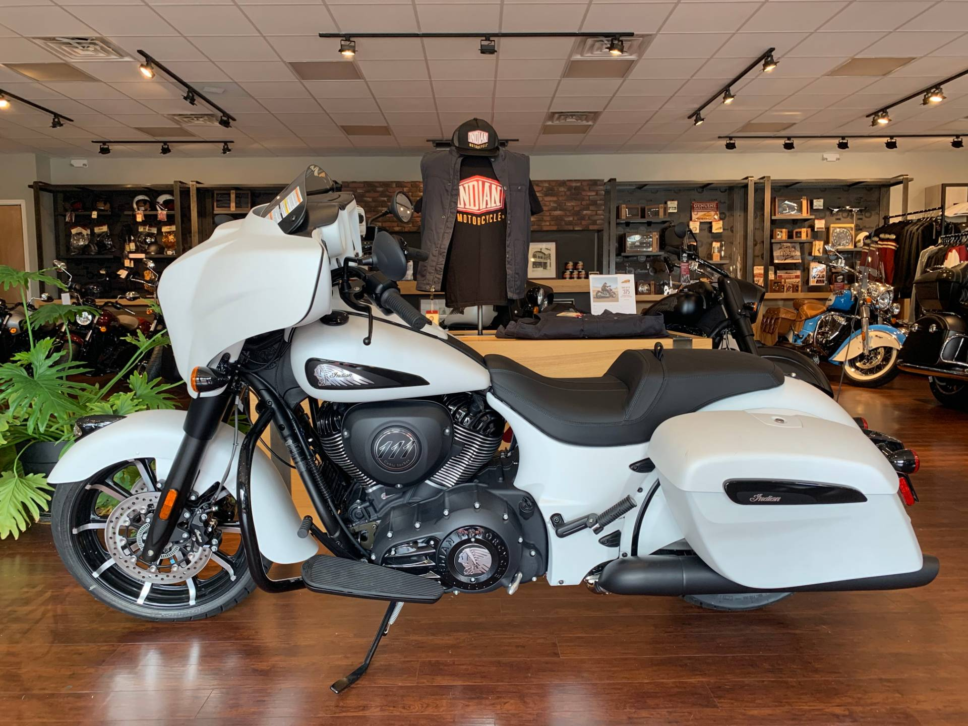 2019 Indian Chieftain® Dark Horse® ABS in Fredericksburg, Virginia - Photo 2