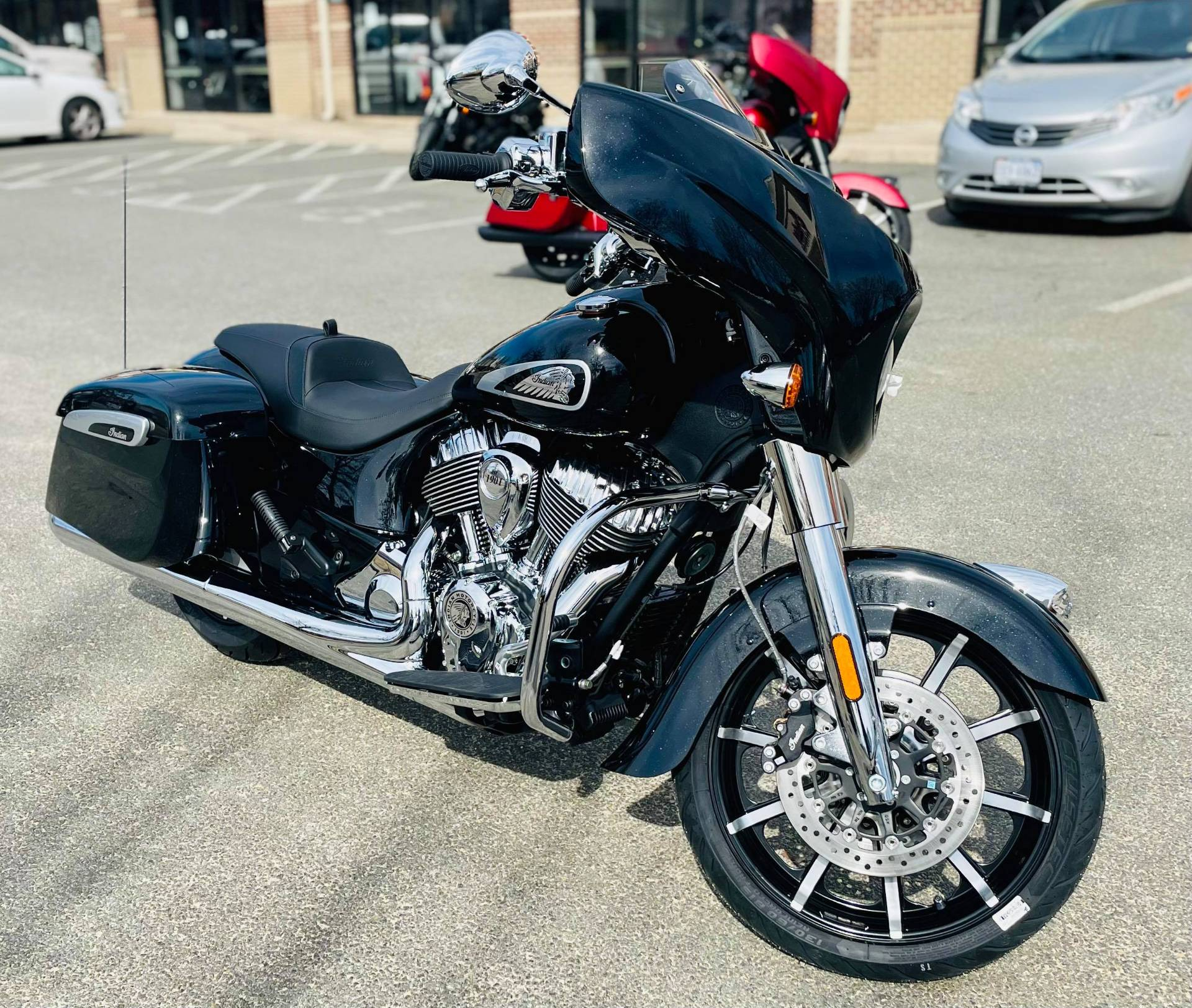 2021 Indian Chieftain® Limited in Fredericksburg, Virginia - Photo 7