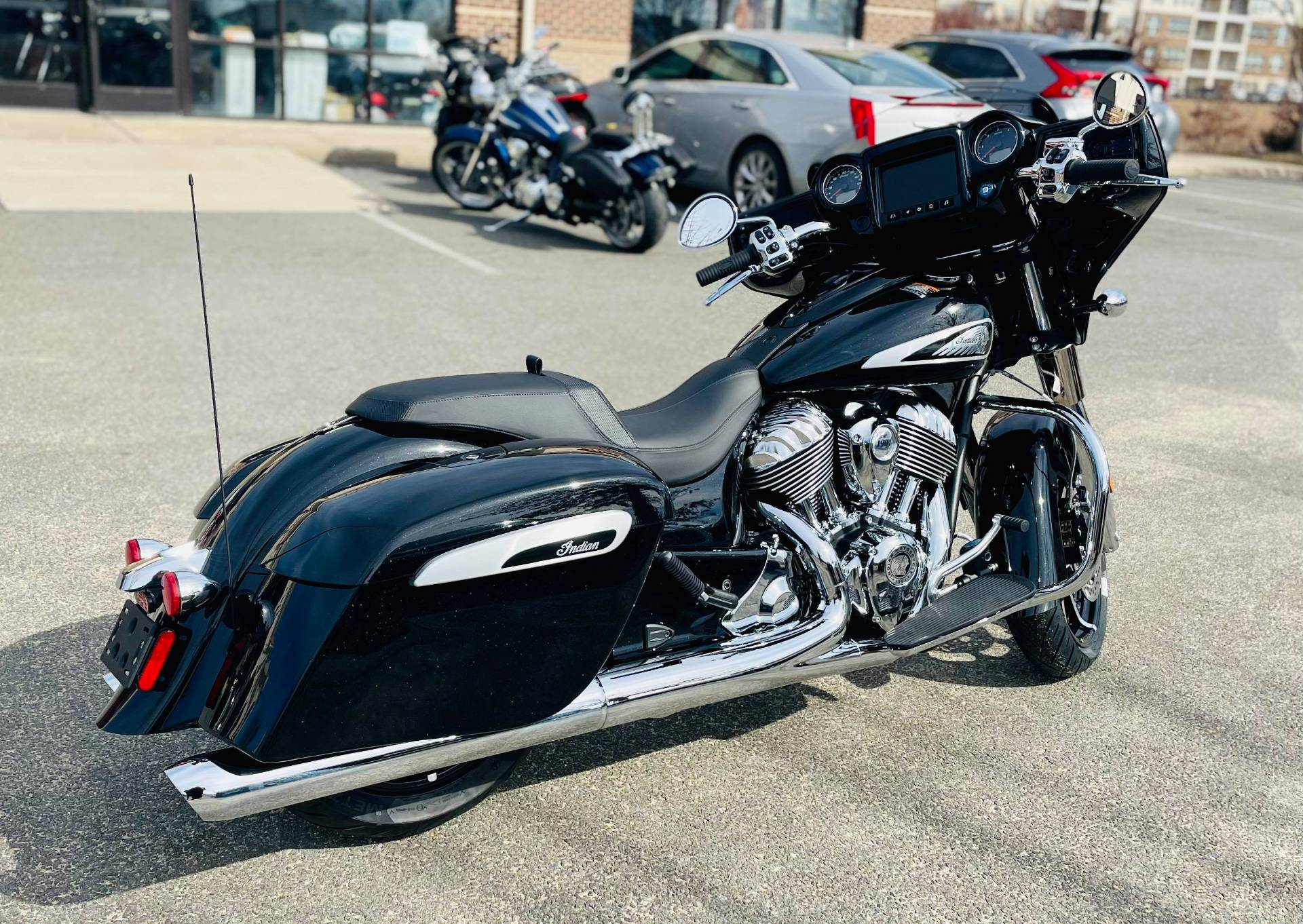 2021 Indian Chieftain® Limited in Fredericksburg, Virginia - Photo 9