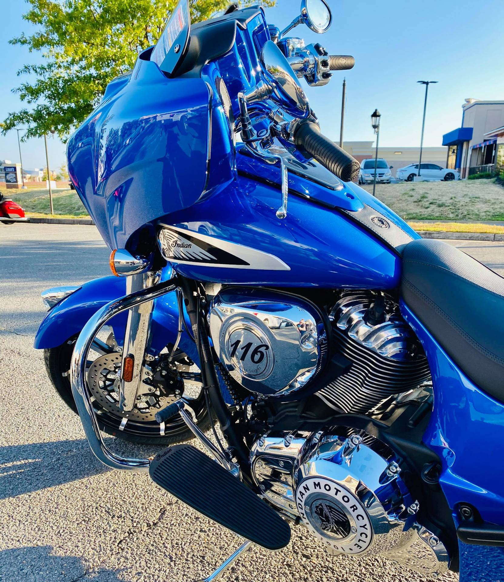 2021 Indian Chieftain® Limited in Fredericksburg, Virginia - Photo 6