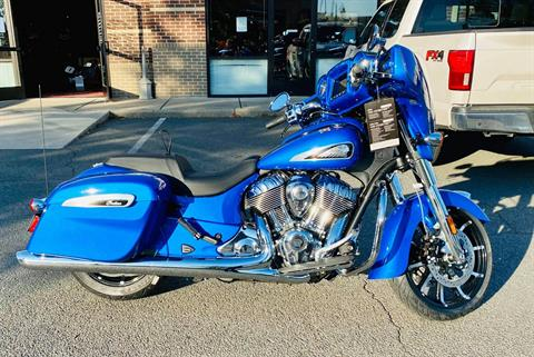 2021 Indian Chieftain® Limited in Fredericksburg, Virginia - Photo 11