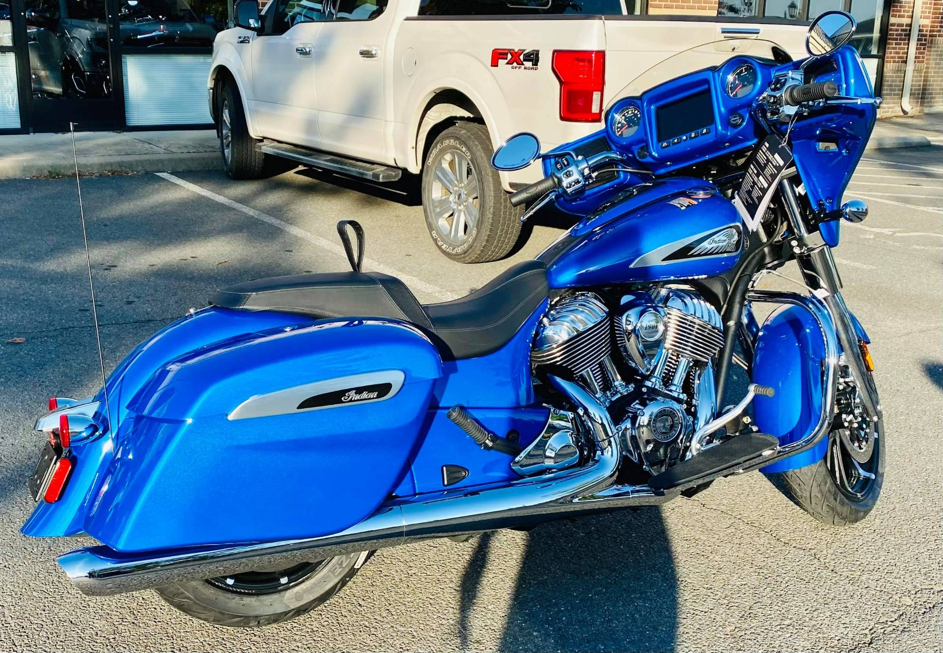 2021 Indian Chieftain® Limited in Fredericksburg, Virginia - Photo 13