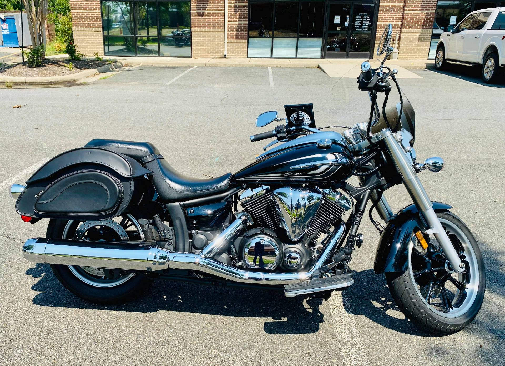 2015 Yamaha V Star 950 in Fredericksburg, Virginia - Photo 1