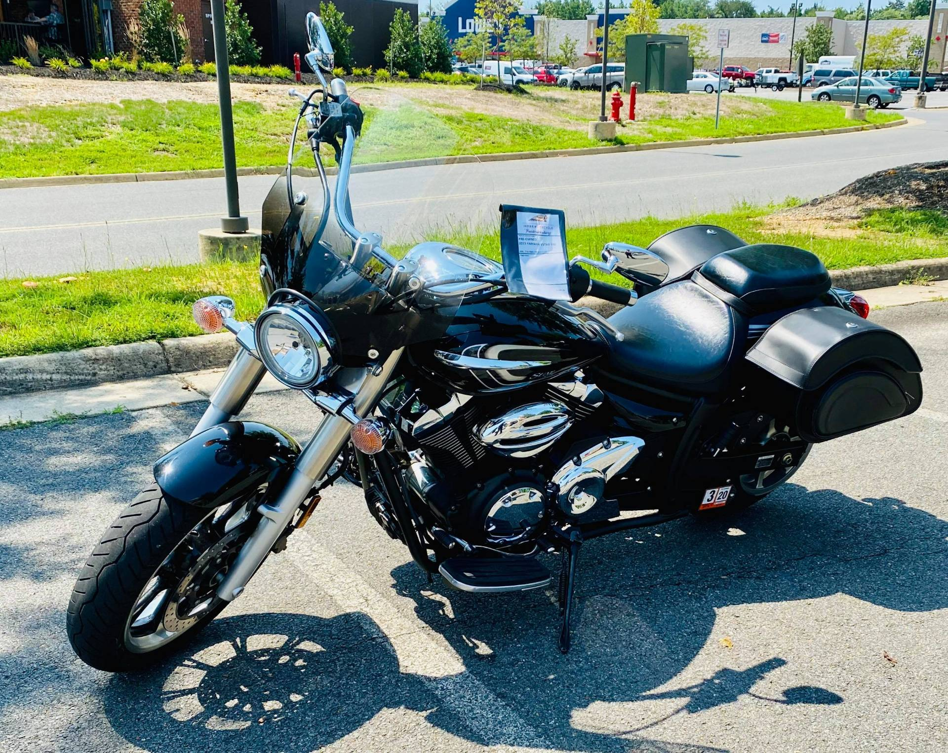 2015 Yamaha V Star 950 in Fredericksburg, Virginia - Photo 13