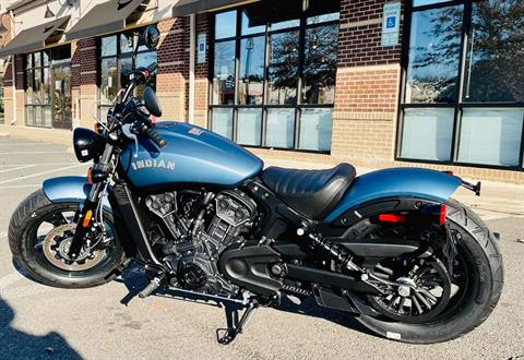 2021 Indian Scout® Bobber Sixty ABS in Fredericksburg, Virginia - Photo 1