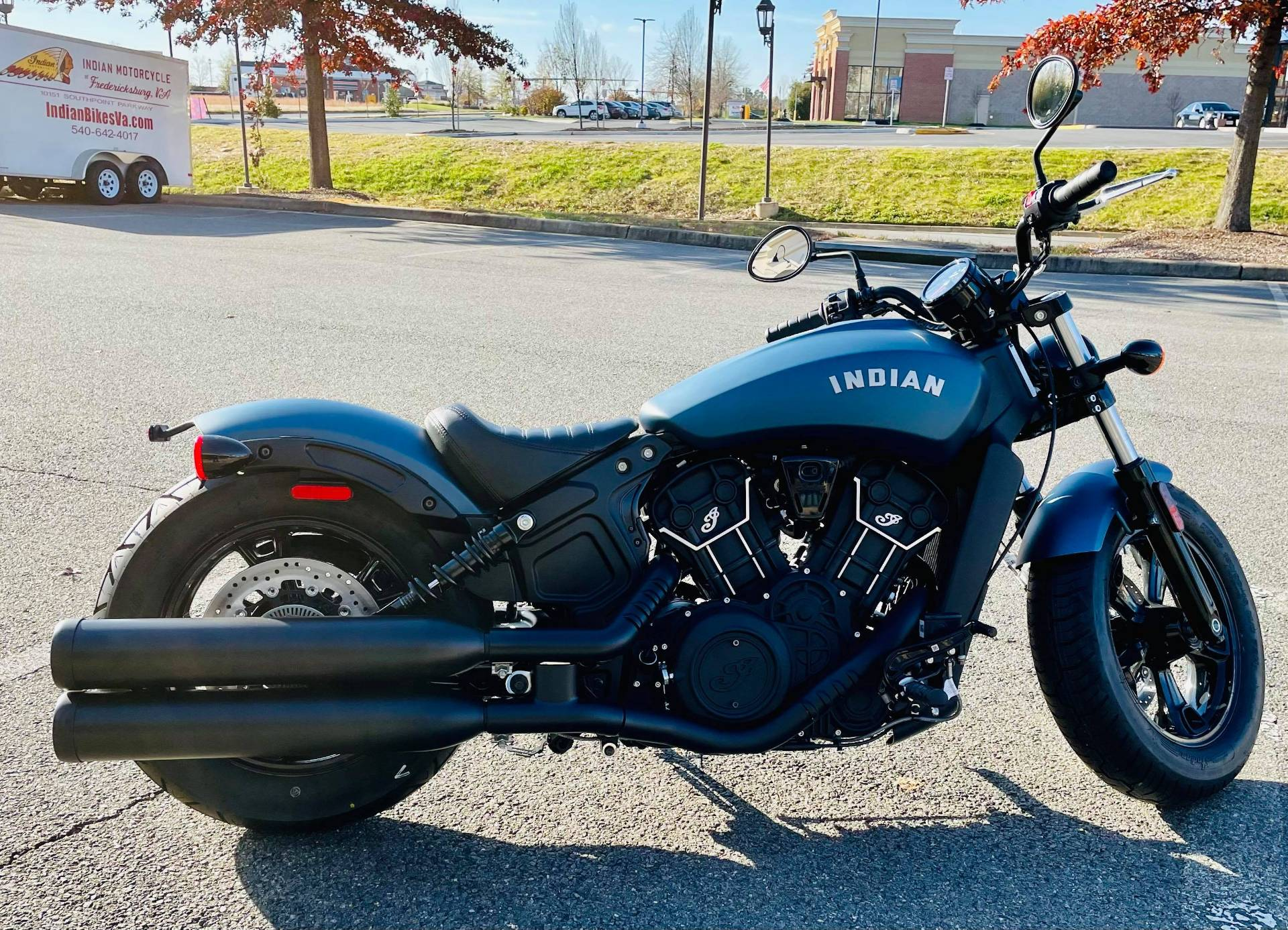 2021 Indian Scout® Bobber Sixty ABS in Fredericksburg, Virginia - Photo 4