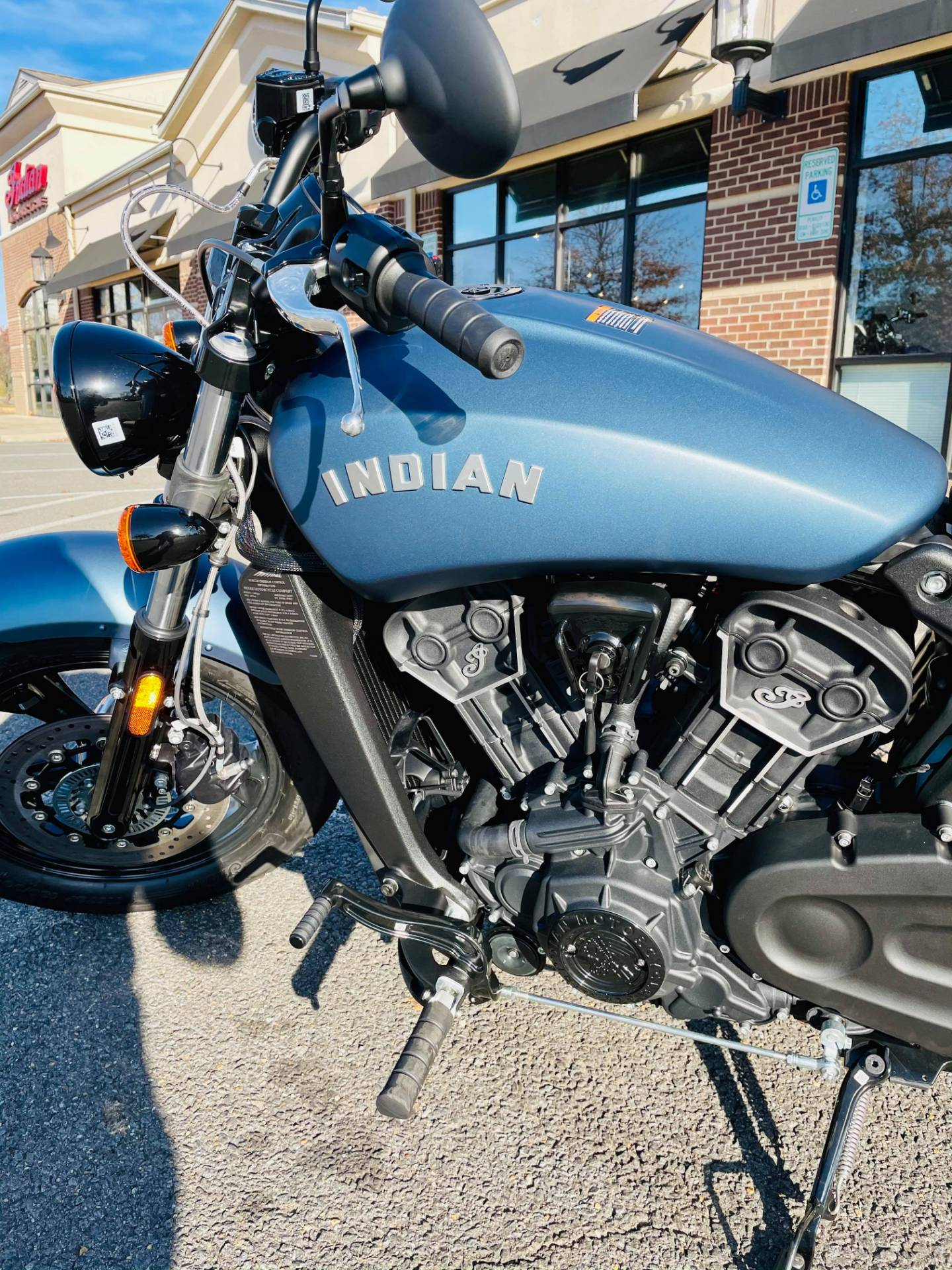 2021 Indian Scout® Bobber Sixty ABS in Fredericksburg, Virginia - Photo 7