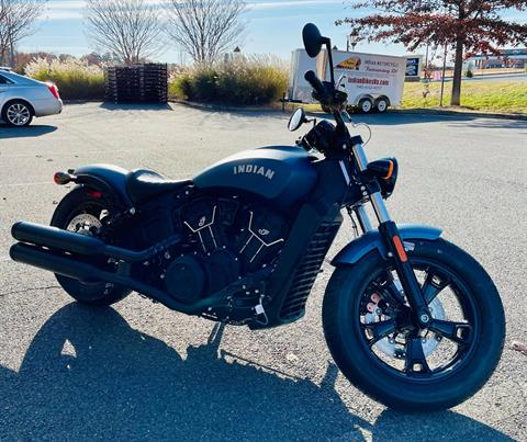 2021 Indian Scout® Bobber Sixty ABS in Fredericksburg, Virginia - Photo 9