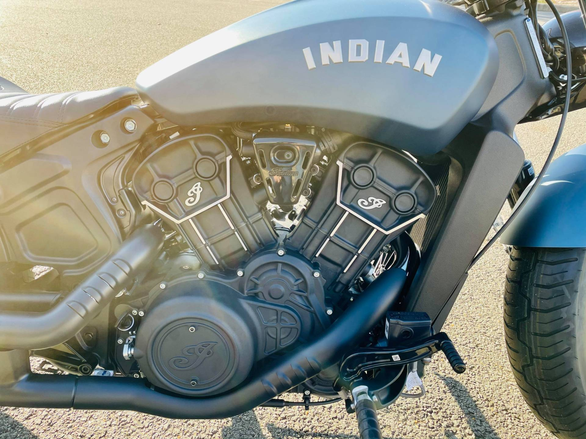 2021 Indian Scout® Bobber Sixty ABS in Fredericksburg, Virginia - Photo 11