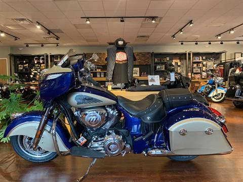 2019 Indian Chieftain® Classic ABS in Fredericksburg, Virginia - Photo 3