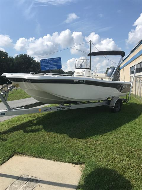 2015 NauticStar 210 Coastal in Fleming Island, Florida