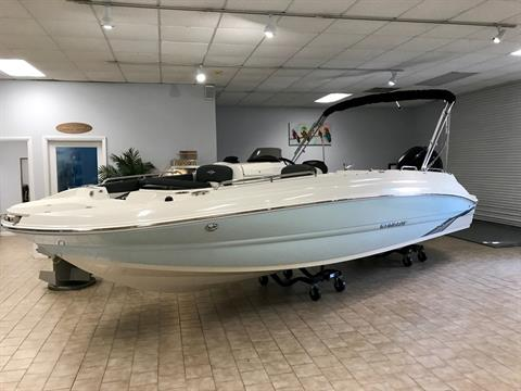 2018 Stingray 212 SC in Fleming Island, Florida