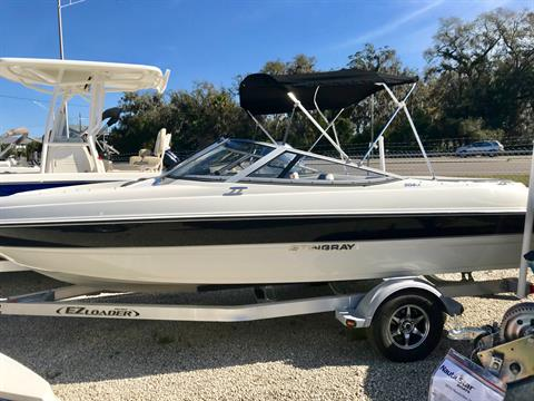 2018 Stingray 208LS in Fleming Island, Florida