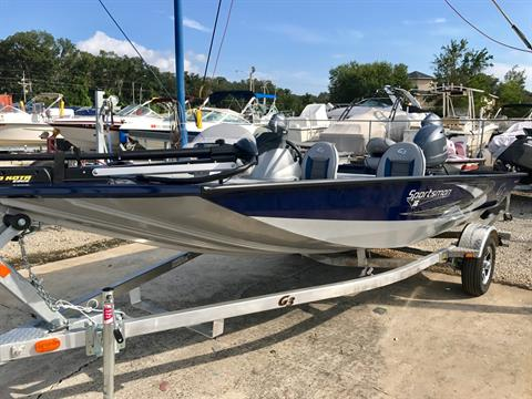 2018 G3 Sportsman 16 VNL in Fleming Island, Florida