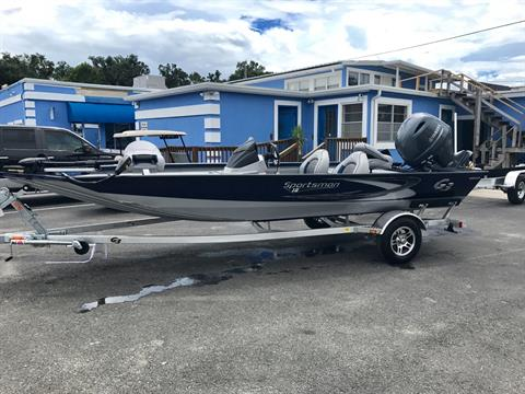 2018 G3 Sportsman 18 VNL in Fleming Island, Florida