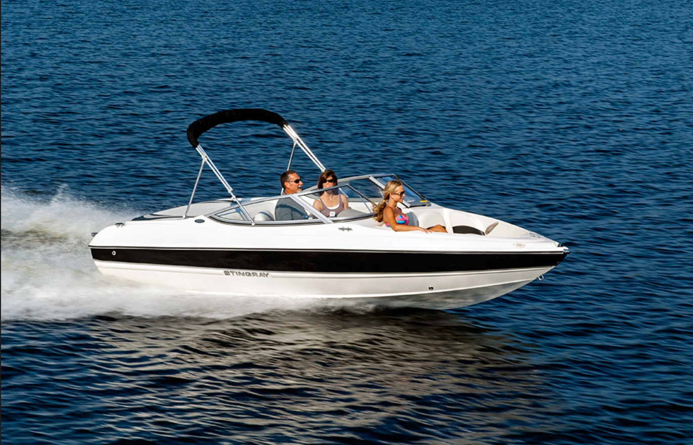 2016 Stingray 180RX in Fleming Island, Florida