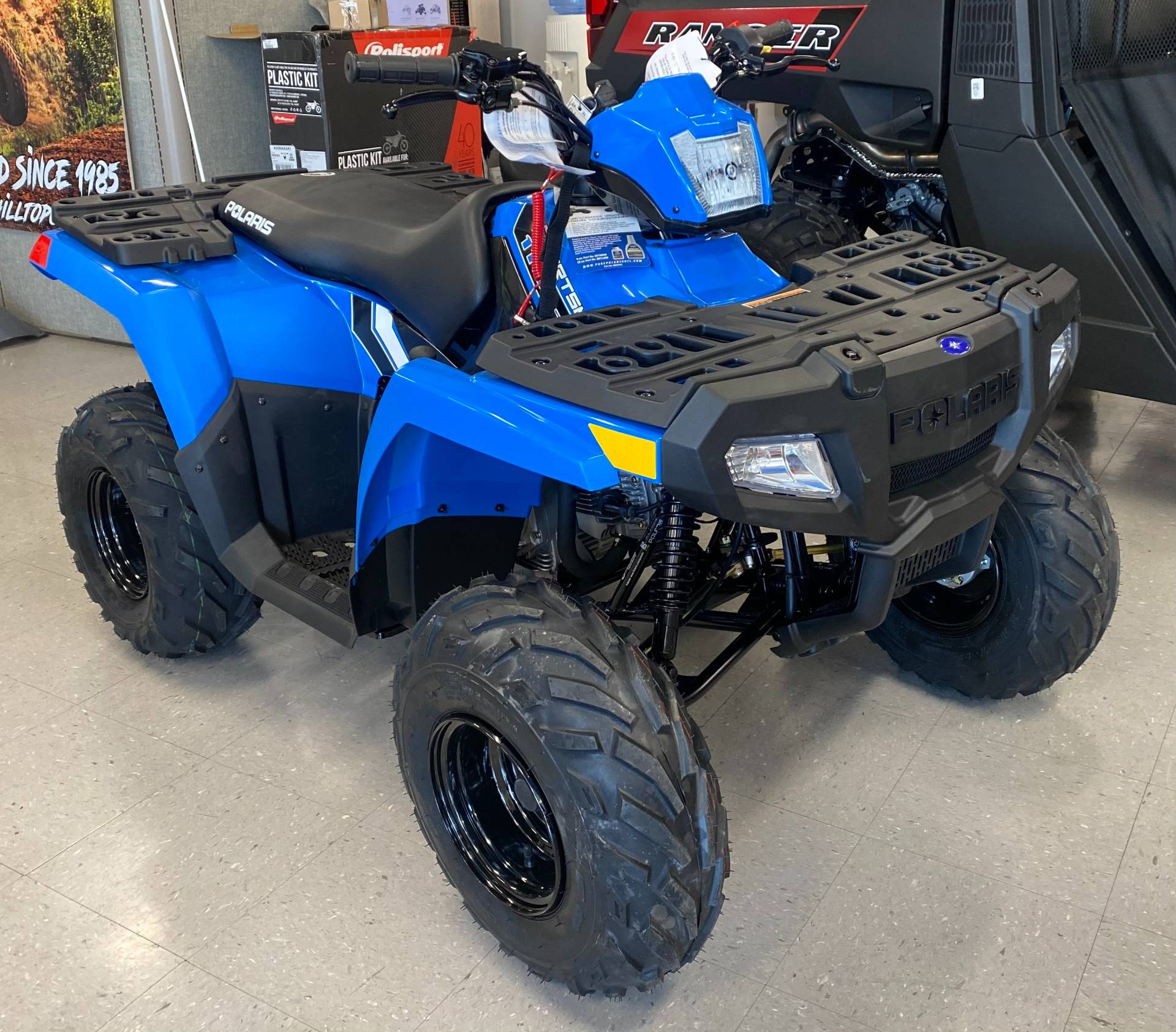 2021 Polaris Sportsman 110 EFI in Wytheville, Virginia - Photo 1