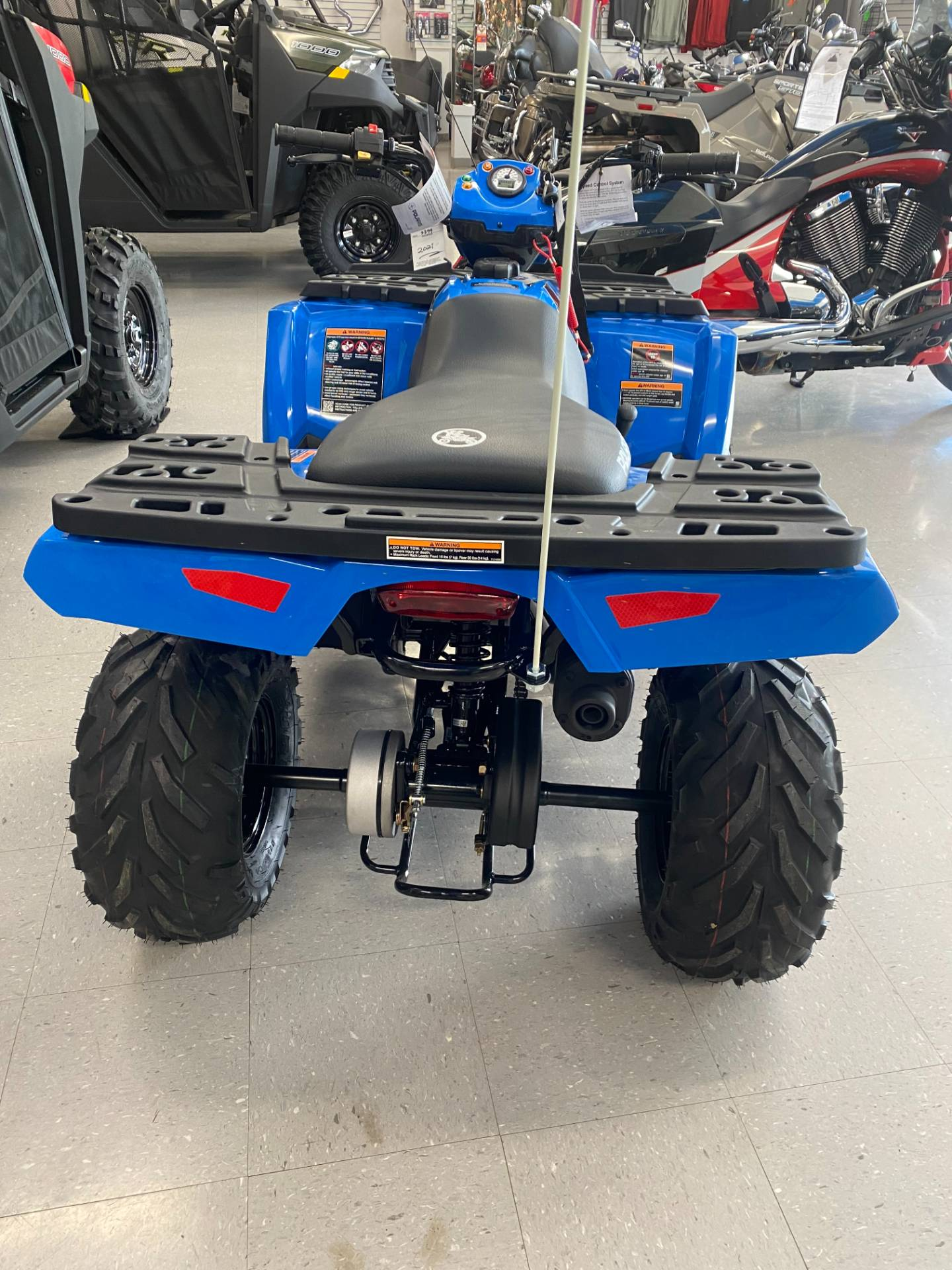 2021 Polaris Sportsman 110 EFI in Wytheville, Virginia - Photo 3
