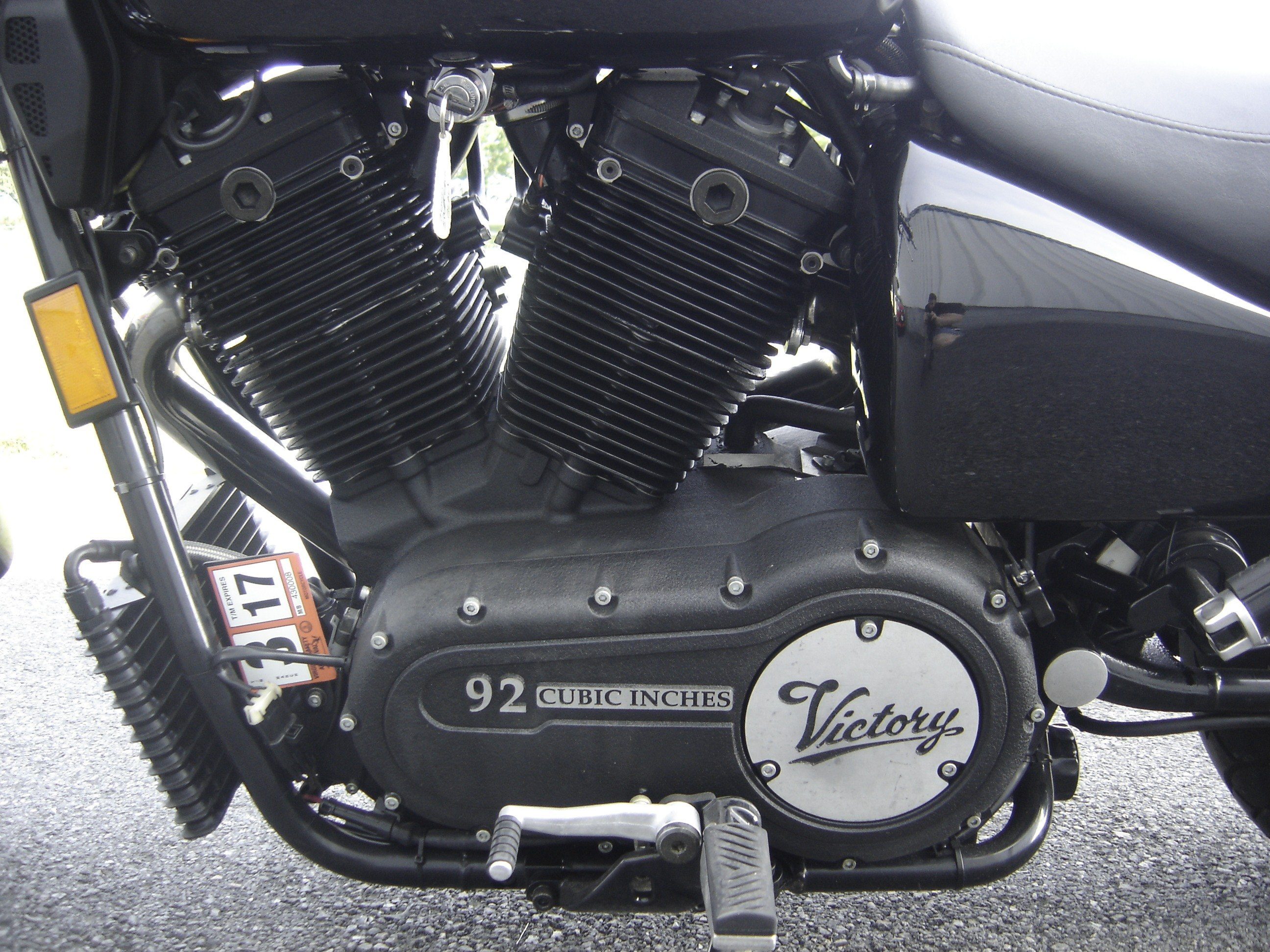 2000 Victory V92SC in Wytheville, Virginia - Photo 4