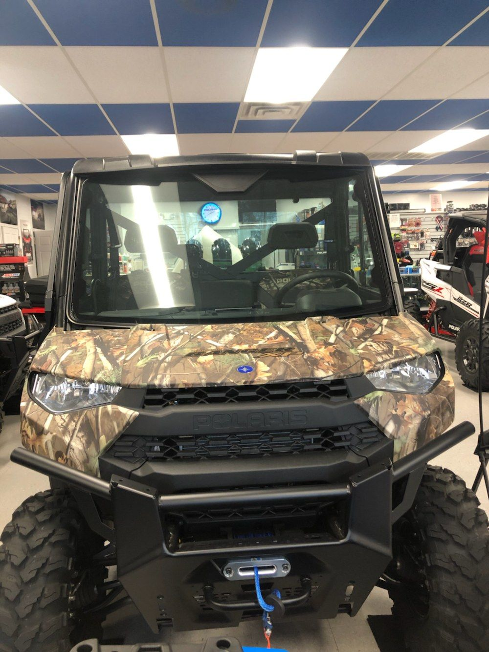 2019 Polaris Ranger XP 1000 EPS Back Country Limited Edition in Wytheville, Virginia - Photo 2