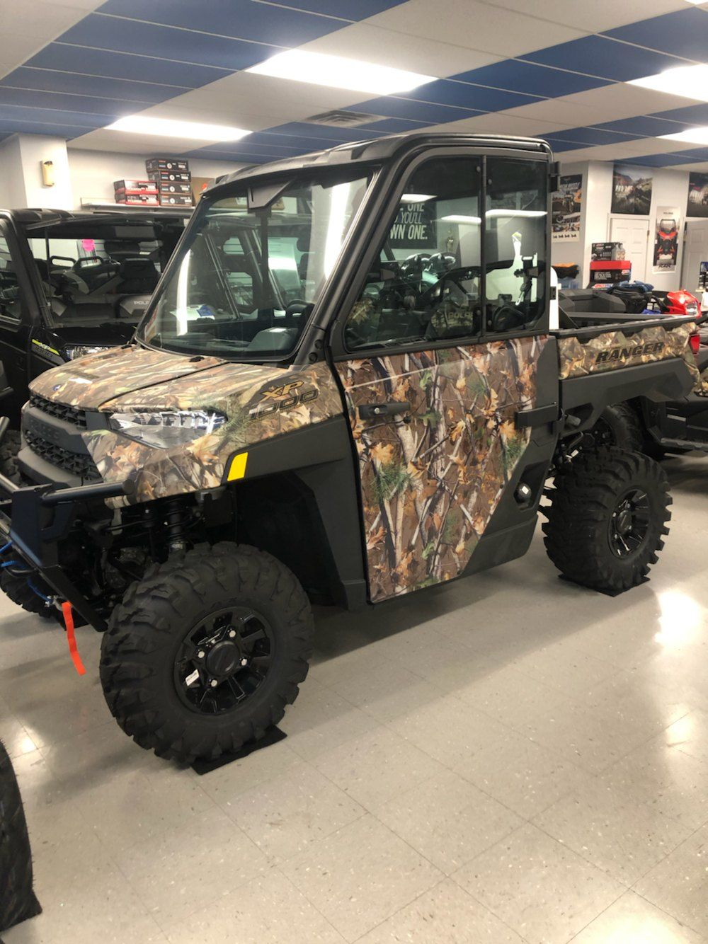 2019 Polaris Ranger XP 1000 EPS Back Country Limited Edition in Wytheville, Virginia - Photo 1