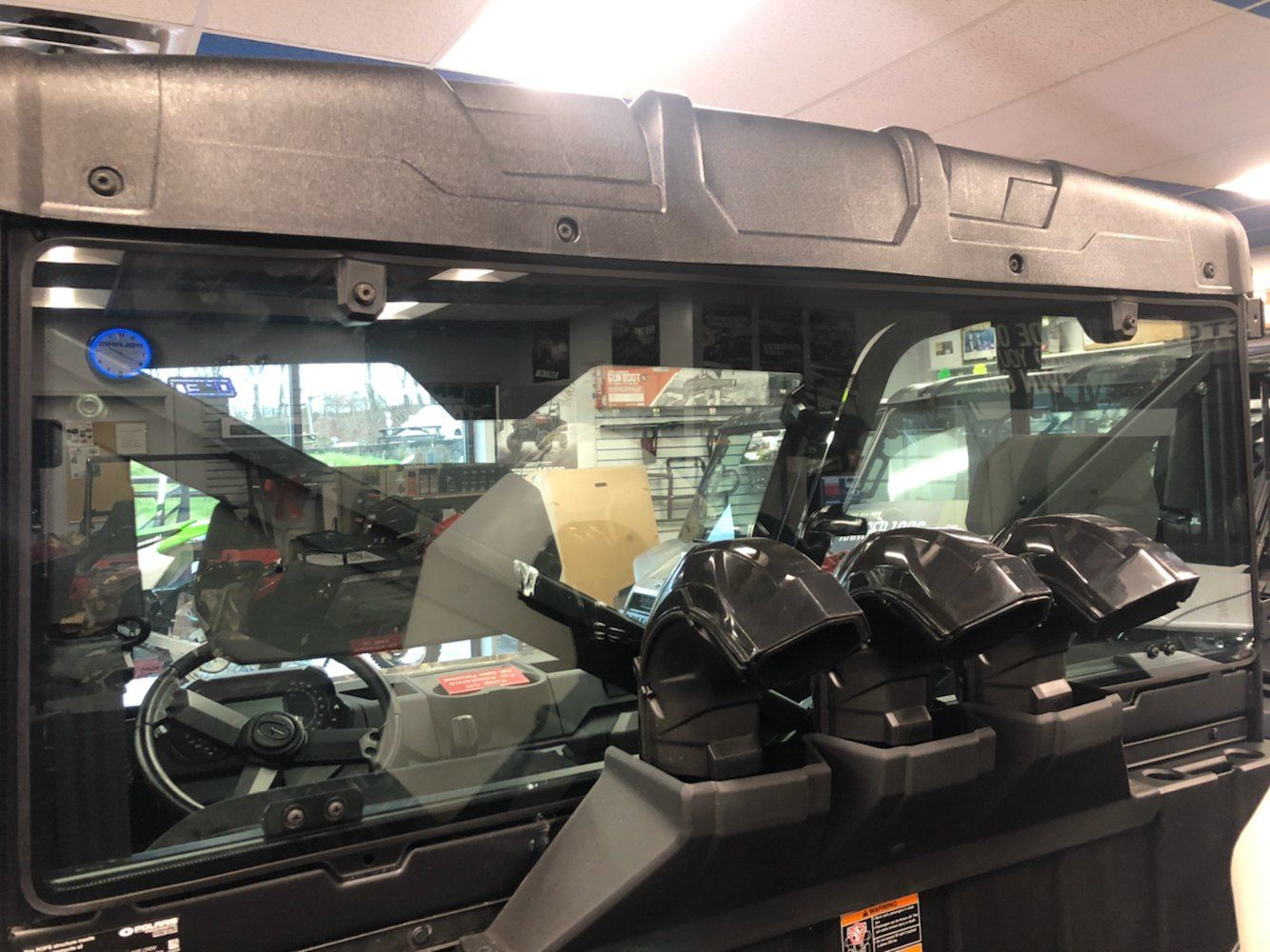 2019 Polaris Ranger XP 1000 EPS Back Country Limited Edition in Wytheville, Virginia - Photo 5