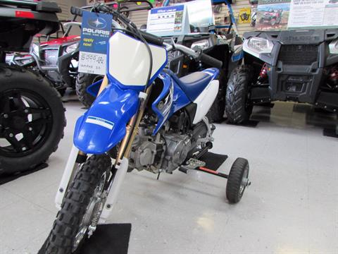 2015 Yamaha TTR-50 in Wytheville, Virginia